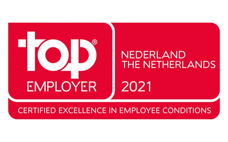 CIMSOLUTIONS Top Employer 2021