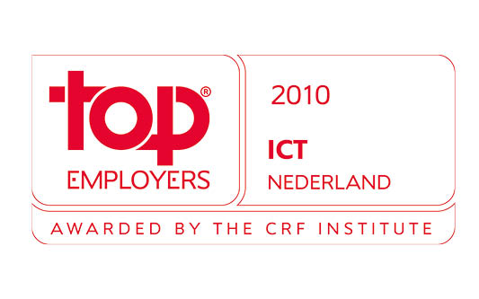 Afbeelding logo Top Employer 2010