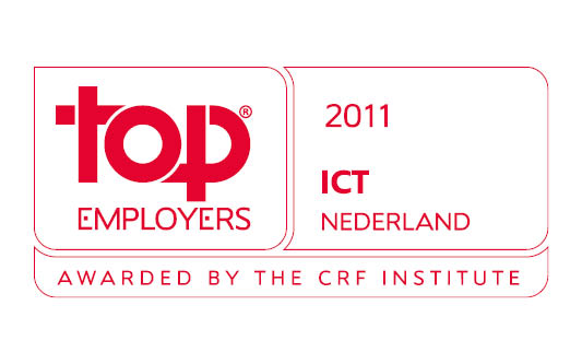 Afbeelding Top Employer 2011