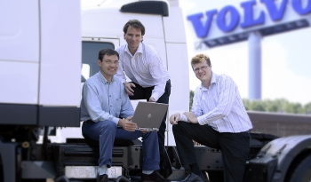 Foto referentie Volvo Financial Services